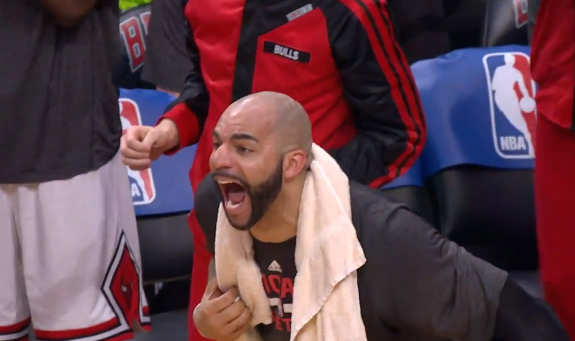 Carlos Boozer Should Always Be Mic'd Up