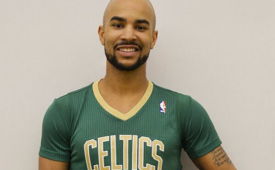 Celtics St. Patrick's Day Sleeved Jerseys