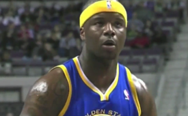 Compilation of Jermaine O'Neal Pump Fake Free Throws