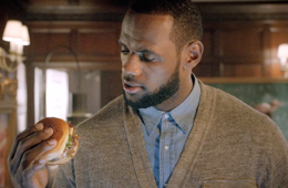 LeBron James 'Best of the Best' McDonald's Commercial