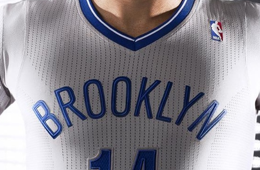 Brooklyn Nets Home Alternate Uniform