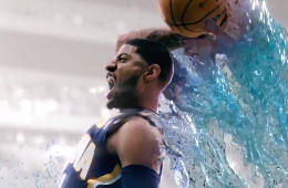 Paul George Gatorade Fierce 'Slam' Commercial