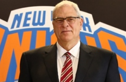 Knicks Introduce Phil Jackson as President