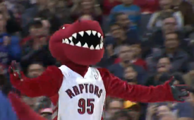 The Raptor Is Back From His Torn Achilles