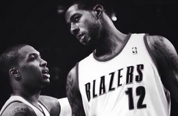 LaMarcus Aldridge and Damian Lillard Run Wild For 77 Points
