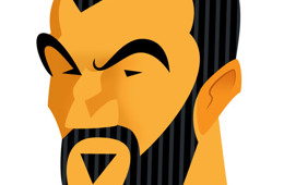 Nikola Pekovic Caricature Illustration
