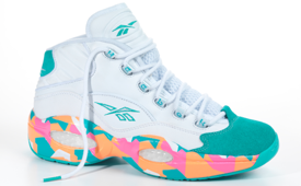 Reebok Question 'White Noise'