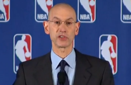 Adam Silver Bans Donald Sterling For Life and Fines Him $2.5M