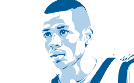 Allen Iverson 'NBA Origins' Illustration