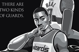Washington Wizards 'House of Guards' Illustration