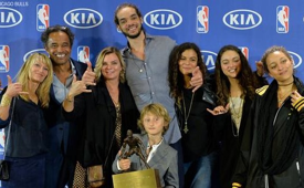Joakim Noah Wins Family Picture of the Year Too