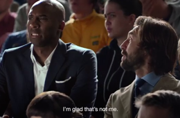 Kobe Bryant Makes a Cameo In Epic Nike Soccer Commercial
