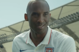 Kobe Bryant World Cup Panini Commercial