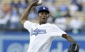Nick Young Throws Swag Dripping First Pitch At Dodgers Game