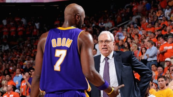 Knicks Sign Lamar Odom