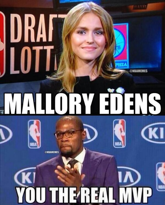Medens Edens Daughter of Milwaukee Bucks Owner Is Breaking the Internet