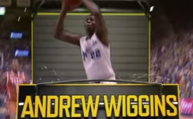 The Science Behind Top Prospect Andrew Wiggins