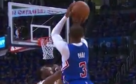 Chris Paul Goes Off In Game 1 Against the Thunder