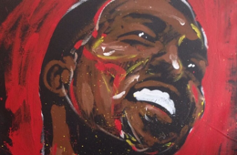 Dwight Howard Speed Painting