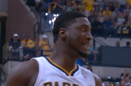 Roy Hibbert Finally Has a Good Game