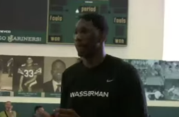 Joel Embiid Looks Health In NBA Draft Workout
