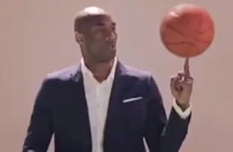 Kobe Bryant Plays a Magician In New Nike Football Promo