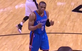 Russell Westbrook Gave Kevin Durant the Gears In Game 2
