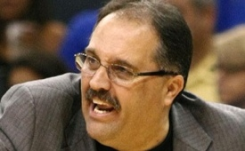 Pistons Hire Stan Van Gundy as Coach and President