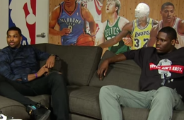 Tristan Thompson and Anthony Bennett talk Raptors