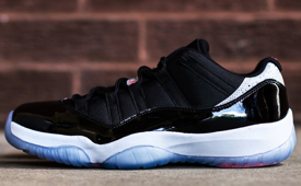 Air Jordan 11 Retro Low 'Infrared 23′