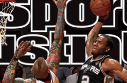 Kawhi Leonard Graces the New SI Cover