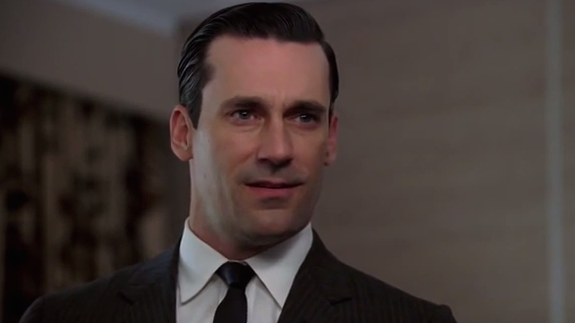 Don Draper Pitches the LeBron James Back to Cleveland Angle