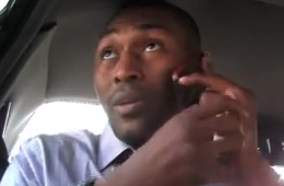 Amare Stoudemire Pranks Metta World Peace On Jimmy Kimmel