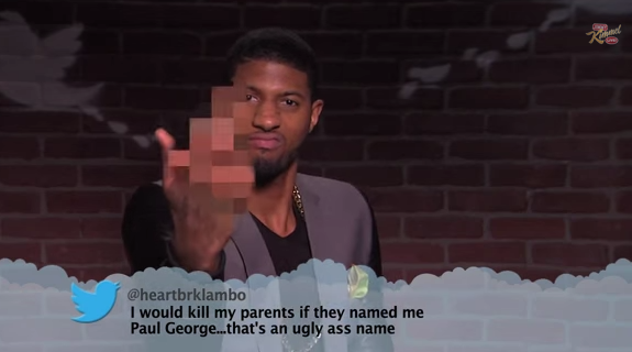 NBA Players Read Mean Tweets On Jimmy Kimmel Live, Again