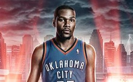 NBA2K15 MVP Trailer Featuring Kevin Durant