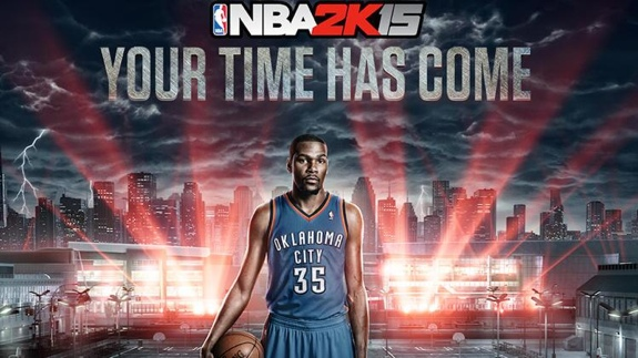 NBA 2K15 MVP Trailer Featuring Kevin Durant