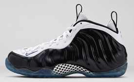 Nike Air Foamposite One 'Black White' Edition