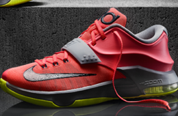 Nike KD VII Officially Unveiled