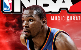 Kevin Durant Gets 'NBA 2K15′ Cover
