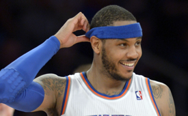 Carmelo Anthony 'My City, My Heart' Message To Fans