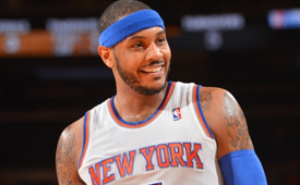 Carmelo Anthony Re-Signs With Knicks