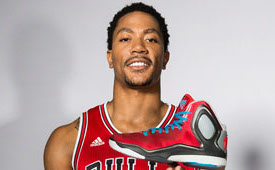 adidas Officially Unveils D Rose 5 Boost