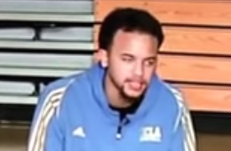 Watch Kyle Anderson's Draft Day Dream Come True