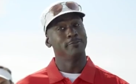 Michael Jordan Stars In First Hanes Commercial Since 2010