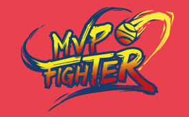 Street Fighter Inspired MVP Art