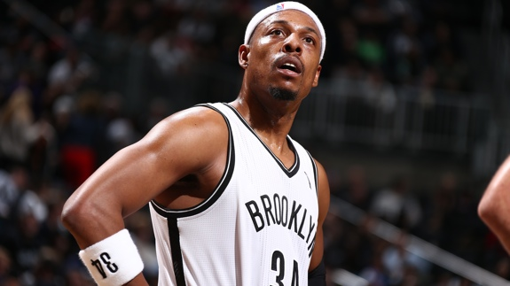 Paul Pierce Joins Wizards On Two-Year Deal