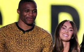Megan Fox Gushes Over Russell Westbrook