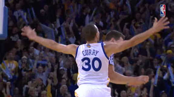 Top 10 Plays of the 2013-2014 Season: Stephen Curry