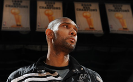 Top 10 Plays of the 2013-2014 Season: Tim Duncan