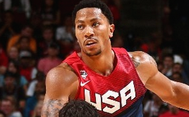 Derrick Rose Will Play Against Puerto Rico Tonight
